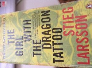 The Girl With The Dragon Tattoo - By Stieg Larson