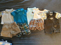 Clothing for baby boy - fits newborn to 5 months old