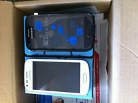 Samsung Galaxy Ace II  Cell phones, like new !!