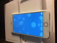 Factory Unlocked Silver 16GB iPhone 6 Plus