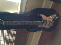 Fender Squire Stratocaster with Mirrored Pickguard -- MUST SELL