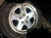 pneus pour jeep liberty