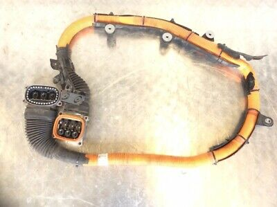 BMW 330E F30 Voltage battery cable 2017 Hybrid 6809228