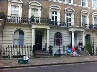 Studio flat in Oakley Square, Camden, London NW1