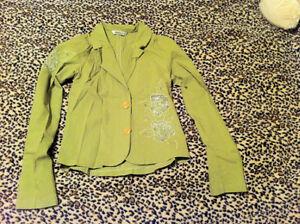Green Women's Suit- Size S-M Regina Regina Area image 2