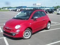 2014 Fiat 500 C LOUNGE CONVERTIBLE CUIR