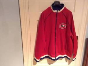 Montreal Canadiens CCM jacket official locker room new