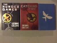 THE HUNGER GAMES (3 books)