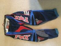 Fox 360 dirt bike pants - near new!!