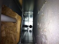 Professional Furnace Duct Cleaning - Free before & after Pics!