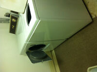 Maytag- large capacity washer and drier