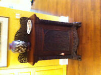 Antique Persian Hand-Carved Chest - VERY RARE