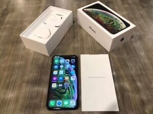 •BRAND NEW IPHONE XS 256GB UNLOCKED & WARRANTY•