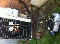GREAT SPRING PRICES ON ACs & Gas Work.