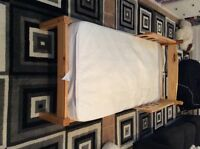 Toodler bed and mattress