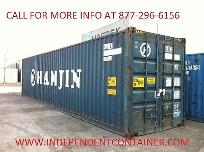 45 Hc Cargo Container Shipping Container Storage Container In Savannah Ga