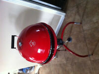 CHARCOAL GRILL RED DEVIL PORTABLE BBQ FOR CAMPING OR PICNICS
