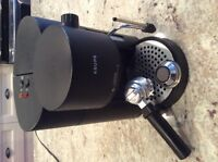 KRUPS Espresso Maker with frother arm