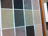 carpet installation save $$$save time $1.80 sq.ft