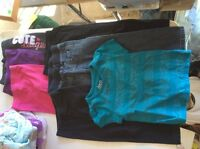3T shirt and 6 pairs 3T pants
