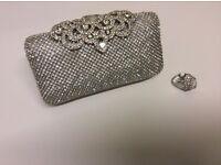 Luxury wedding bag