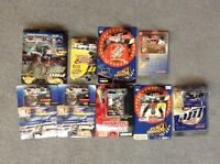 9 Assorted 1/64 Scale NASCAR Diecast