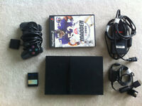 Sony PS 2 + 1 Game