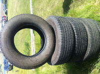 Used Tires for summer