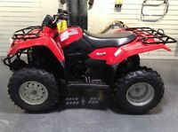 2009 Suzuki KingQuad 400AS Automatic