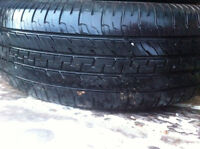 TWO 17 INCH TIRES WANT GONE TODAY