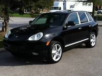 2004 PORSCHE CAYENNE S AWD - UPGRADED TURBO WHEELS / NO ACCIDENT
