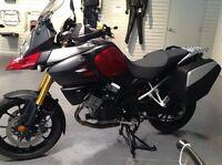 2014 Suzuki V-Strom 1000 ABS SE