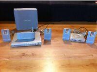 Philips HTS 5000W Wireless home theatre system – surround sound