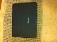 Compaq laptop , took on trade, no charger