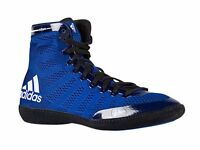 Adidas wrestling boots adidas Wrestling shoes size 9 blue and black