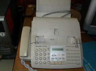 Sharp Fax Machine Ux-510a
