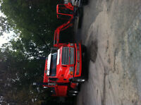 Camion dompeur Ford 10 roues Inspection Avril 2015