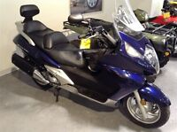 2006 Honda Silver Wing ABS (FSC600A)