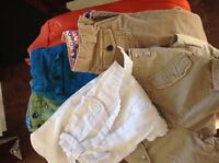 Girls age 6-7 pants good condition.