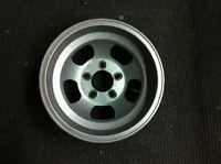 Wheel rim mag slot