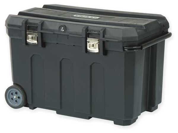 STANLEY 037025H 50 gal. Rolling Mobile Tool Chest