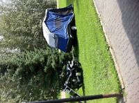 2012 Lees-ure lite excell tent trailer
