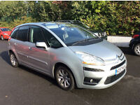 Citroen C4 Picasso 2.0HDi EGS Exclusive**DIESEL AUTOMATIC MPV**58MPG**TOWBAR**