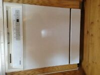 Kenmore 24 inch wide built in dishwasher