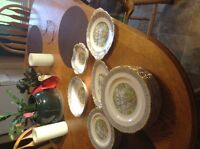 Royal albert silver birch dish wear