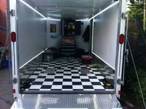 2013 haulmark 14x7 insulated trade for WHY m/c truck sport car