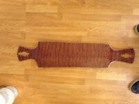 Bucsu handmade longboard dropthru