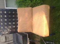 Outdoor chair $100.00