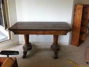 Antique Library Table .. willing to negotiate