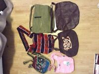 6 purses/bags all for $25 :)